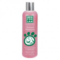 Menforsan Šampon a kondicionér proti zacuchávání srsti pro psy 300 ml