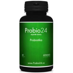 Advance nutraceutics Probio24  60 kapslí