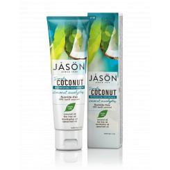 JĀSÖN Zubní pasta simply coconut eukalyptus 119 g