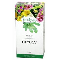 Dr. Popov Otylka bylinný čaj 50 g