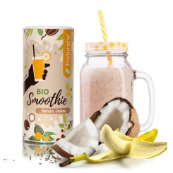 Naturalis Smoothie Banán a Kokos BIO 180g