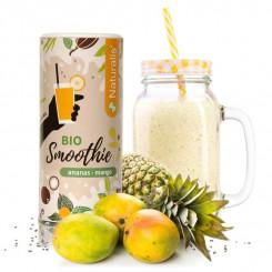 Naturalis Smoothie Ananas a Mango BIO 180 g