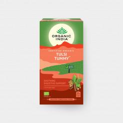 Organic India Tulsi Tummy BIO 25 sáčků