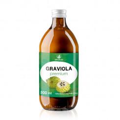 Graviola Premium - 100% Bio šťáva 500 ml