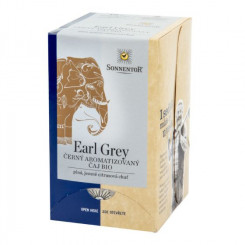 Sonnentor Earl Grey - černý čaj 18 sáčků