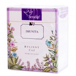 Serafin Imunita - bylinný čaj porcovaný 37.5 g (15x 2.5 g)