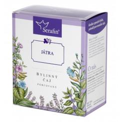 Serafin Játra - bylinný čaj porcovaný 37.5 g (15x 2.5 g)