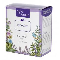 Serafin Průdušky - bylinný čaj porcovaný 37.5 g (15x 2.5 g)