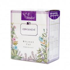 Serafin Odvodnění - bylinný čaj porcovaný 37.5 g (15x 2.5 g)