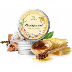 Naturalis Zjemňující mast s propolisem - Pilný jako včelička BIO 50 ml