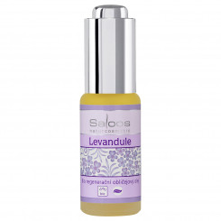 Saloos Bio regenerační obličejový olej - Levandule 20 ml