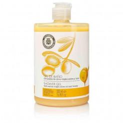 La Chinata Sprchový Gel S Extra Panenským Olivovým Olejem A Medem 500 ml