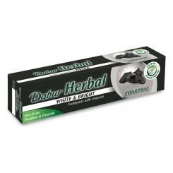 Dabur Herbal Zubní pasta s aktivním uhlím 100 ml