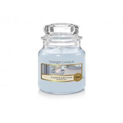 Yankee Candle A Calm & Quiet Place vonná svíčka malá 104 g