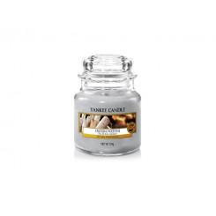 Yankee Candle Crackling Wood Fire vonná svíčka malá 104 g