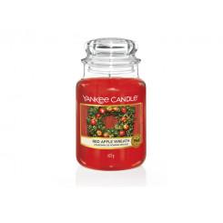 Yankee Candle Red Apple Wreath vonná svíčka velká 623 g