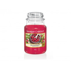 Yankee Candle Red Raspberry vonná svíčka velká 623 g