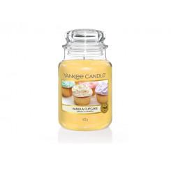 Yankee Candle Vanilla Cupcake vonná svíčka velká 623 g