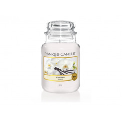 Yankee Candle Vanilla vonná svíčka velká 623 g