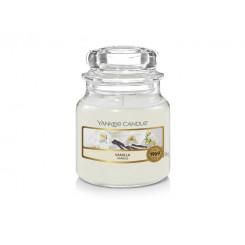 Yankee Candle Vanilla vonná svíčka malá 104 g