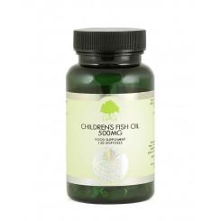 G & G Vitamins Rybí olej pro děti 120 kapslí