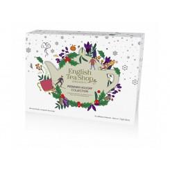 English Tea Shop Papírová bílá vánoční kolekce 72 g, 48 ks