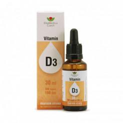 EkoMedica Vitamín D3 v kapkách 30 ml