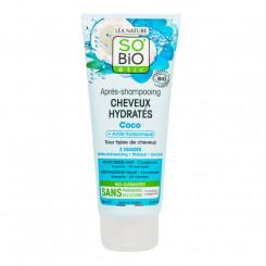 SO'BiO étic Kondicionér hydratační kokos a kyselina hyaluronová BIO 200 ml