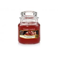 Yankee Candle Crisp campfire apples vonná svíčka malá 104 g