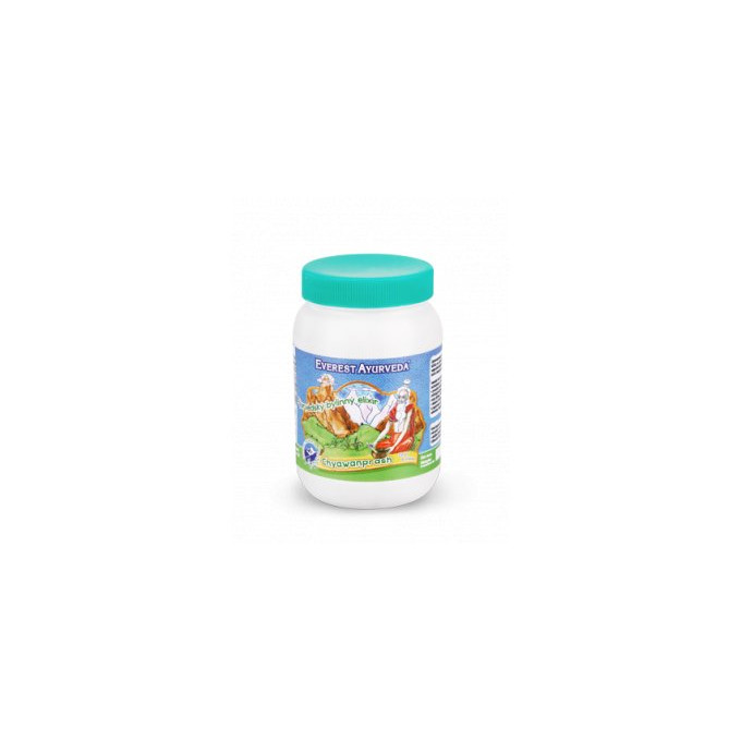 Everest Ayurveda Chyawanprash - Zdraví a imunita 300 g bylinného džemu