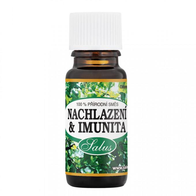 Saloos Nachlazení a Imunita 10 ml