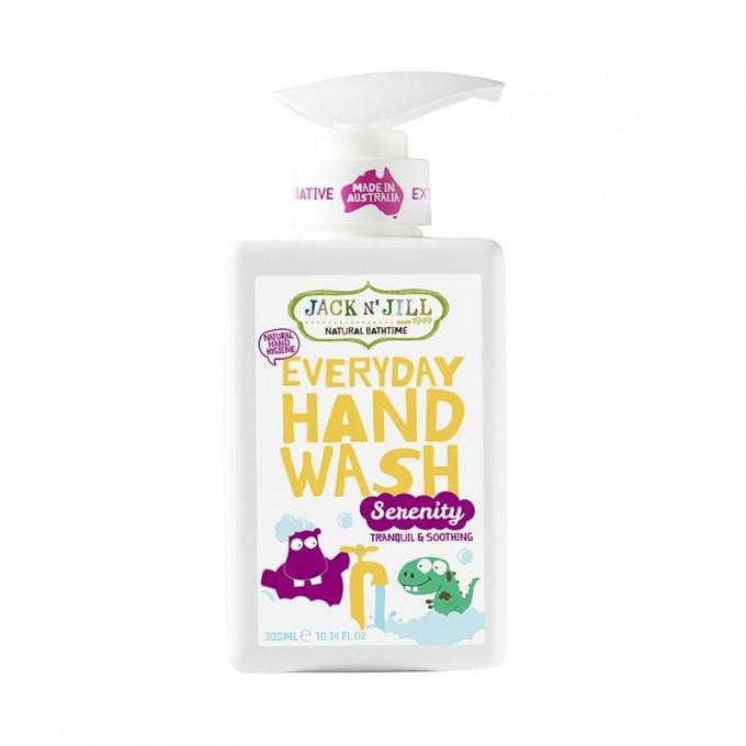Jack n' Jill Přírodní mýdlo na ruce Serenity 300 ml