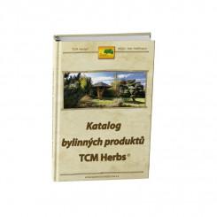 Kniha Katalog bylinných produktů TCM Herbs
