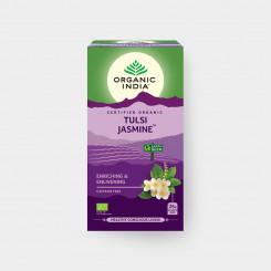 Organic India Tulsi s jasmínem BIO 25 sáčků