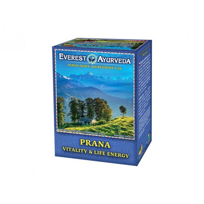 Everest Ayurveda Prana - Vitalita a životní energie 100 g sypaného čaje