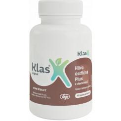Klas Hlíva ústřičná Plus s vitaminem C 90 tbl.