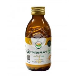 Salvia Paradise Ženšen pravý 6letý - ginseng BIO 120 kapslí