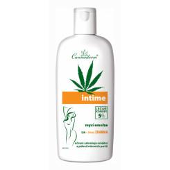 Cannaderm Intime intimní hygiena 150+50 ml