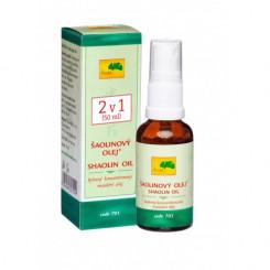 Šaolinový olej 50 ml