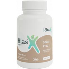 Klas Selen Plus / Antioxidant komplex + vitamin C a E 100 tbl.