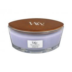 WoodWick Lavender Spa svíčka loď 453.6 g