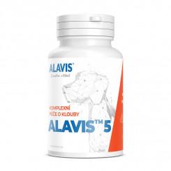 Alavis 5 komplexní kloubní výživa pro psy a kočky 90 tbl.