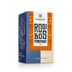 Sonnentor Rooibos - pomeranč bio 18 sáčků