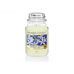 Yankee Candle Midnight Jasmine vonná svíčka velká 623 g