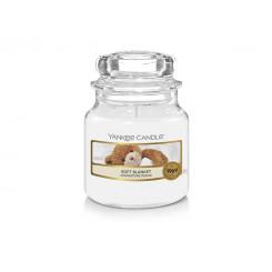 Yankee Candle Soft Blanket vonná svíčka malá 104 g