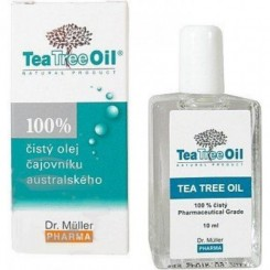 Tea Tree Oil 100% čistý 10 ml