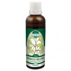 Jinan dvoulaločný-ginkgo biloba 50 ml tinktura z pupenů rostlin