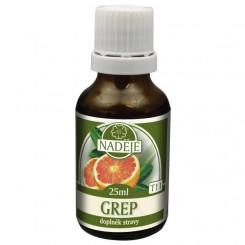 Naděje Grapefruit bylinná tinktura 25 ml