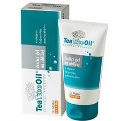 Tea Tree Oil čisticí gel na obličej 150 ml