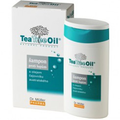 Tea Tree Oil šampon proti lupům 200 ml
